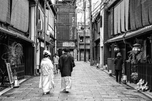 Black Japan Collection - Day in Kyoto by Philippe Hugonnard