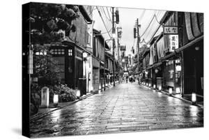 Black Japan Collection - End of the day in Kyoto by Philippe Hugonnard
