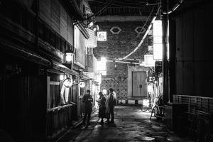 Black Japan Collection - End of the night by Philippe Hugonnard