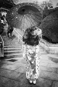 Black Japan Collection - Geisha Story by Philippe Hugonnard