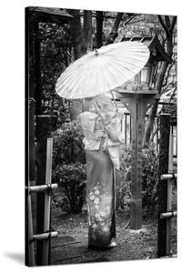 Black Japan Collection - Geisha by Philippe Hugonnard