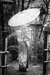 Black Japan Collection - Geisha by Philippe Hugonnard