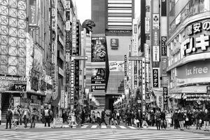 Black Japan Collection - Godzilla Road by Philippe Hugonnard