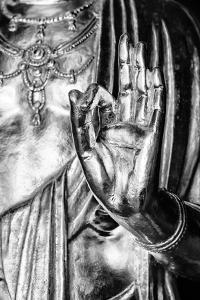 Black Japan Collection - Golden Buddha Hand by Philippe Hugonnard