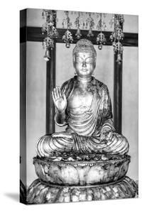 Black Japan Collection - Golden Buddha by Philippe Hugonnard
