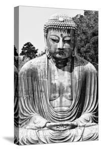 Black Japan Collection - Great Buddha by Philippe Hugonnard