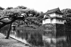 Black Japan Collection - Imperial Palace by Philippe Hugonnard