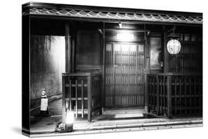 Black Japan Collection - Japanese Restaurant Facade by Philippe Hugonnard