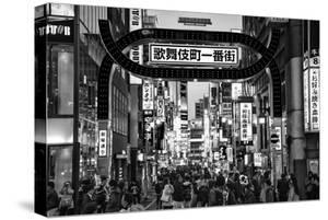 Black Japan Collection - Kabukicho Tokyo by Philippe Hugonnard