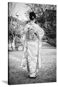 Black Japan Collection - Kimono by Philippe Hugonnard