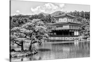 Black Japan Collection - Kinkaku-Ji Temple Kyoto by Philippe Hugonnard