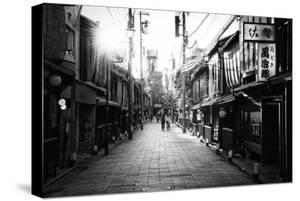 Black Japan Collection - Kyoto End of the day by Philippe Hugonnard