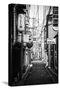 Black Japan Collection - Kyoto Street Scene II by Philippe Hugonnard