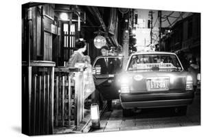 Black Japan Collection - Kyoto Taxi by Philippe Hugonnard