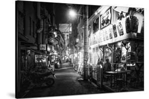 Black Japan Collection - Night Street Scene III by Philippe Hugonnard