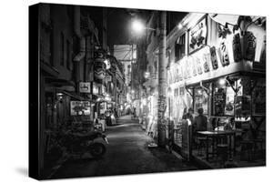 Black Japan Collection - Night Street Scene III by Philippe Hugonnard