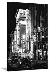 Black Japan Collection - Night Street Scene IV by Philippe Hugonnard
