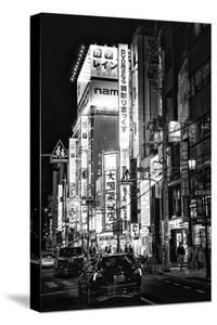 Black Japan Collection - Night Street Scene IV by Philippe Hugonnard
