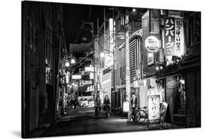 Black Japan Collection - Night Street Scene by Philippe Hugonnard