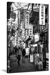 Black Japan Collection - Omoide Yokocho Shinjuku by Philippe Hugonnard