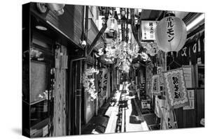 Black Japan Collection - Omoide Yokocho Tokyo by Philippe Hugonnard