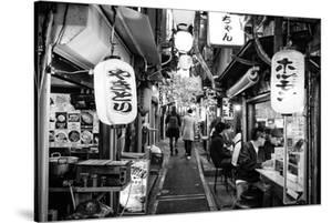 Black Japan Collection - Omoide Yokocho by Philippe Hugonnard