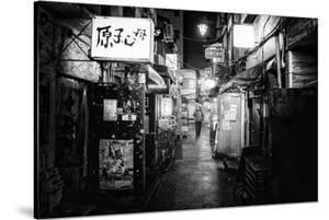 Black Japan Collection - Shinjuku Golden Gai II by Philippe Hugonnard