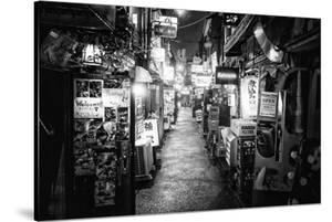 Black Japan Collection - Shinjuku Golden Gai III by Philippe Hugonnard