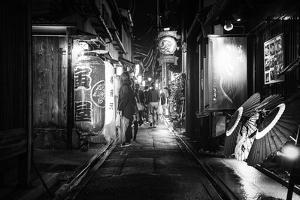 Black Japan Collection - Street Life by Philippe Hugonnard