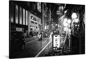 Black Japan Collection - Street Scene Hiroshima I by Philippe Hugonnard