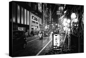 Black Japan Collection - Street Scene Hiroshima I by Philippe Hugonnard