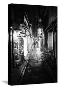 Black Japan Collection - Street Scene Kyoto by Philippe Hugonnard