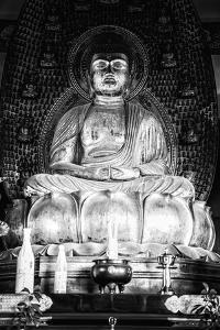 Black Japan Collection - The Golden Buddha by Philippe Hugonnard