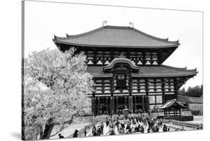 Black Japan Collection - Todaiji Temple by Philippe Hugonnard
