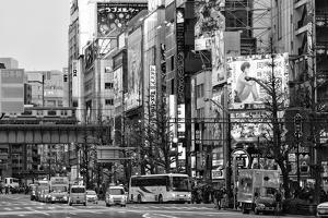 Black Japan Collection - Tokyo Akihabara by Philippe Hugonnard