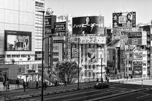 Black Japan Collection - Tokyo by Philippe Hugonnard