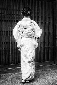 Black Japan Collection - Traditional Dress by Philippe Hugonnard