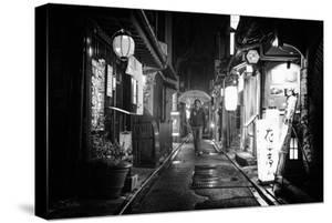 Black Japan Collection - Under the rain by Philippe Hugonnard