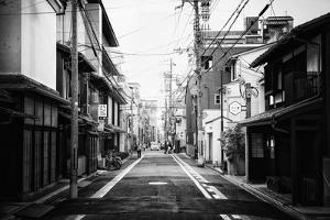 Black Japan Collection - Urban Scene by Philippe Hugonnard