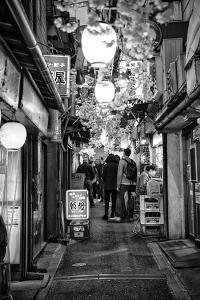 Black Japan Collection - Yokocho Tokyo by Philippe Hugonnard