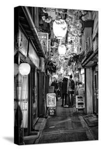 Black Japan Collection - Yokocho Tokyo by Philippe Hugonnard