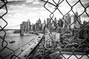 Black Manhattan Collection - FDR Highway by Philippe Hugonnard