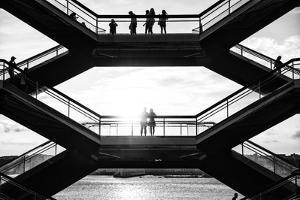 Black Manhattan Collection - Vessel Sunset by Philippe Hugonnard