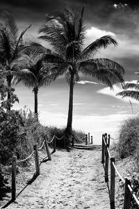 Boardwalk - Miami Beach - Florida - USA by Philippe Hugonnard