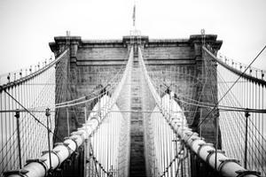 Brooklyn Bridge View by Philippe Hugonnard