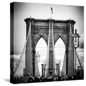 Brooklyn Bridge View by Philippe Hugonnard