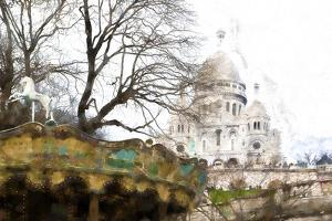 Carousel Montmartre by Philippe Hugonnard