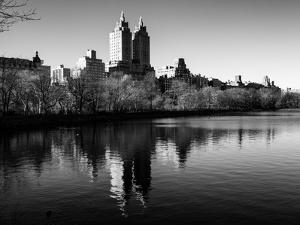 Central Park Reservoir by Philippe Hugonnard