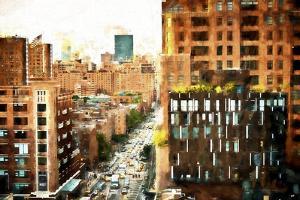 Chelsea Buildings by Philippe Hugonnard