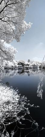 China 10MKm2 Collection - Another Look - Blue Lake by Philippe Hugonnard